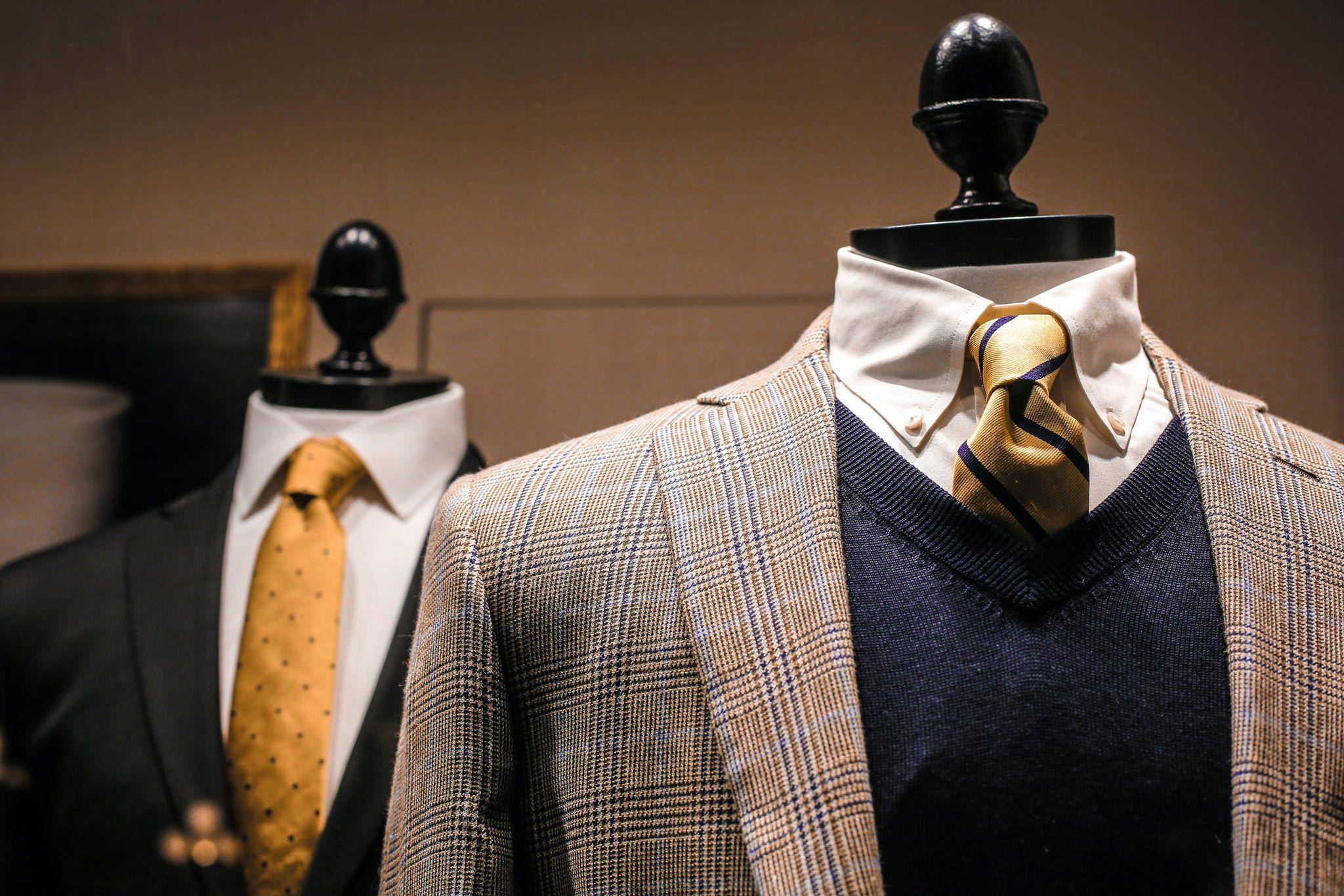 Read more about the article Comment coudre une cravate soi-même?
